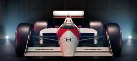 F1 2017 est disponible