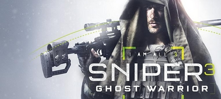 Une nouvelle campagne solo pour Sniper Ghost Warrior 3