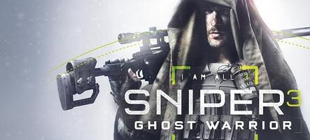 Une nouvelle campagne solo pour Sniper Ghost Warrior 3