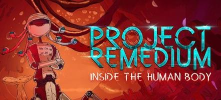 Project Remedium : L'aventure intérieure en FPS