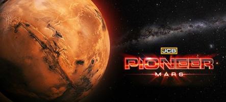 JCB Pioneer: Mars vous renvoie dans l'espace