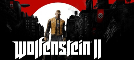 Wolfenstein II: The New Colossus fait de la propagande