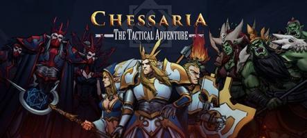 Chessaria : entre jeu d'échecs et jeu de stratégie