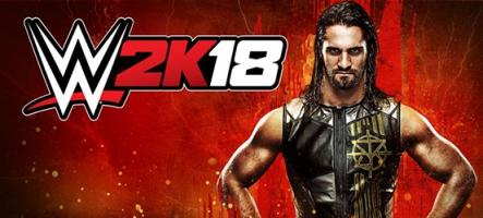 WWE 2K18 : 43 nouvelles stars annoncées !