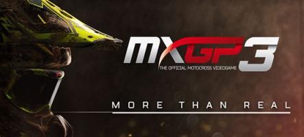 MXGP3 annoncé sur Nintendo Switch