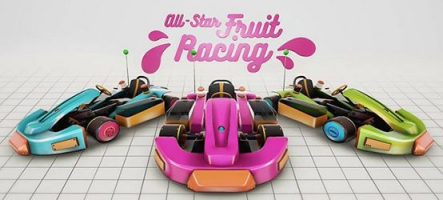 All Star Fruit Racing : Mario Kart dans la Pom'pote ?