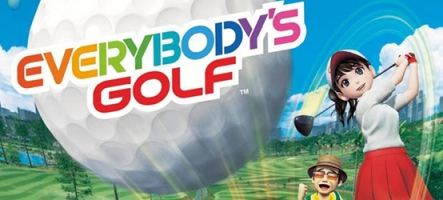 (TEST) Everybody's Golf (PS4)