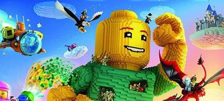Lego Worlds sort sur Nintendo Switch