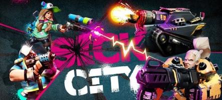 Roccat sort un jeu vidéo : Sick City !