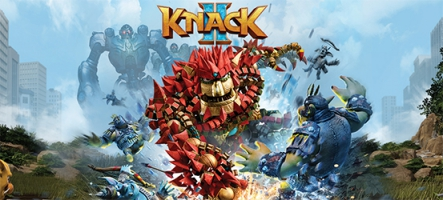 (TEST) Knack 2 (PS4)