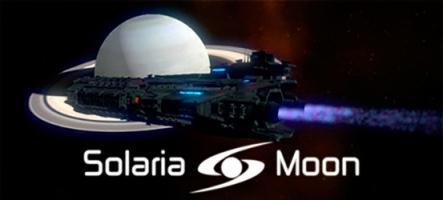 Solaria Moon : Une aventure au fin fond de l'espace