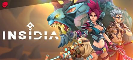 Insidia : un nouveau jeu tactique en PvP