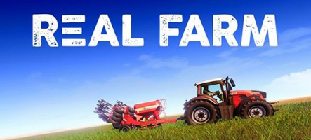 Real Farm : Un nouveau concurrent à Farm Simulator