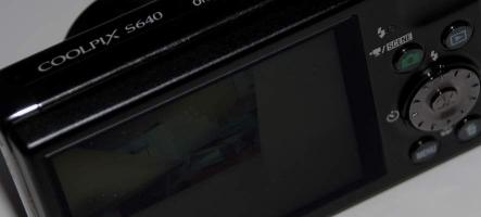 Prise en main : Nikon Coolpix S640