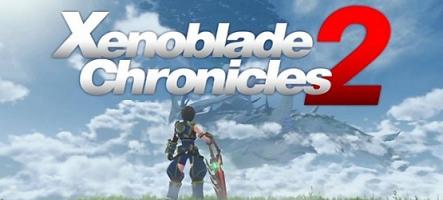 Xenoblade Chronicles 2 dévoile une nouvelle vidéo sur Nintendo Switch