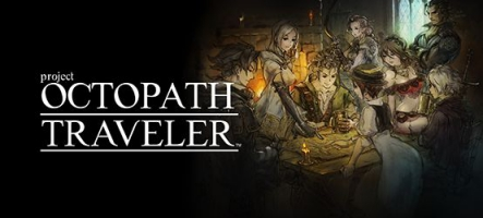 Nintendo révèle un nouveau jeu : Project Octopath Traveler