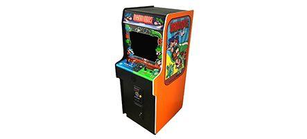Rétro : Des jeux d'arcade pour la Nintendo Switch