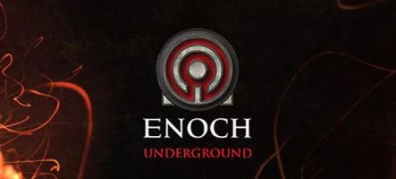 Enoch: Underground, un nouveau Diablo-like