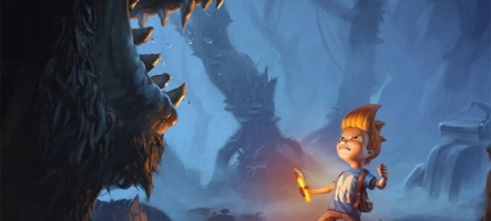 Max: The Curse of Brotherhood sort sur PS4