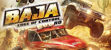 Baja: Edge of Control HD est disponible