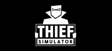 Thief Simulator : apprenez à cambrioler les maisons !