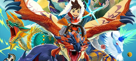 (TEST) Monster Hunter Stories (3DS)