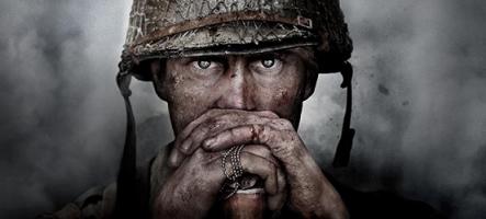 Call of Duty WWII : la bêta PC imminente, les caractéristiques techniques dévoilées