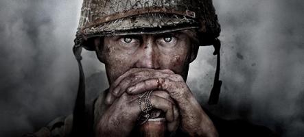 Call of Duty WWII : Découvrez la campagne solo