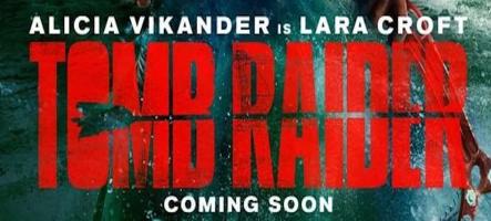 Tomb Raider, une bande annonce entre Angelina et le remake