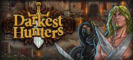 Darkest Hunters : Un nouveau RPG Pixel-Art