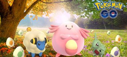 Safari, évènements : Pokémon Go est en pleine bourre !