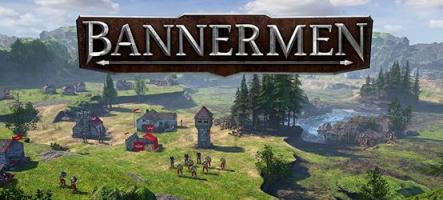 Bannermen : un nouveau jeu de stratégie Fantasy