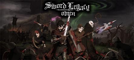 Sword Legacy: Omen, un RPG tactique sur le père du Roi Arthur