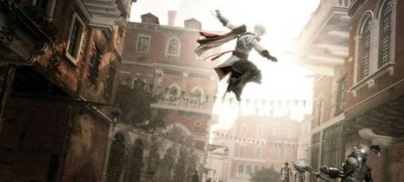 Du cul dans Assassin's Creed II