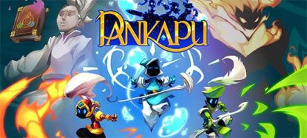 Pankapu : un nouveau jeu d'action/plateformes sur Nintendo Switch