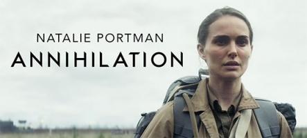 Annihilation : Natalie Portman prend les armes dans ce thriller d'action