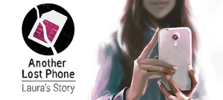 Another Lost Phone: Laura's Story, enquête téléphonique...