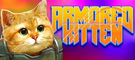 Armored Kitten : Un shoot violent... avec des chats
