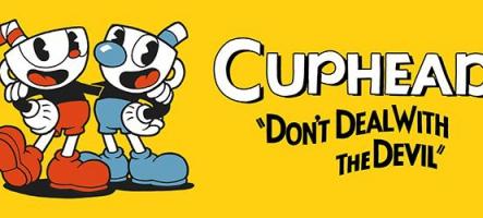 Cuphead : un jeu d'action façon dessin-animé des années 30