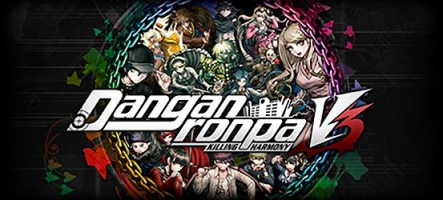 Danganronpa V3: Killing Harmony est disponible