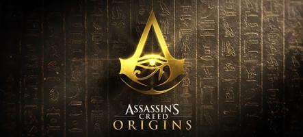 Assassin's Creed Origins : combien pèse le jeu qui a modélisé toute l'Egypte ?