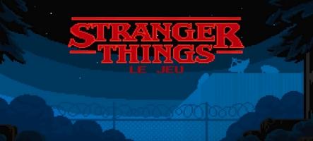 Stranger Things :  le jeu est la bonne idée de la semaine