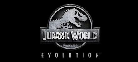 Jurassic World Evolution dévoile ses dinosaures !