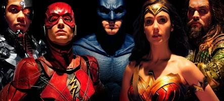 Justice League s'offre une bande annonce finale