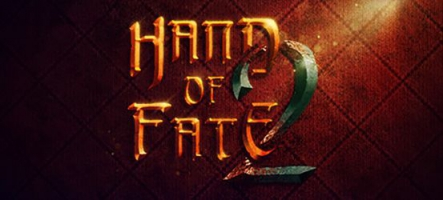 Hand of Fate 2 sort le 7 novembre