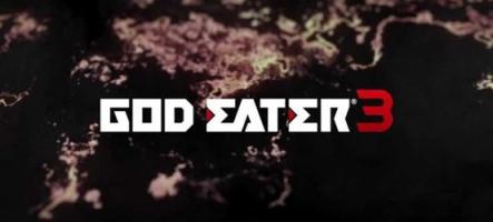 God Eater 3 annoncé par Bandai Namco