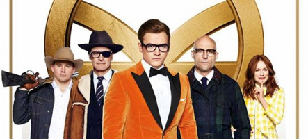 Kingsman : Le Cercle d'or, la cr...