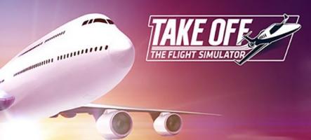 Take Off – The Flight Simulator : prenez de la hauteur