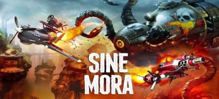 Sine Mora EX est sorti sur Nintendo Switch !