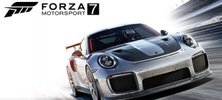 (TEST) Forza Motorsport 7 (Xbox One, PC)